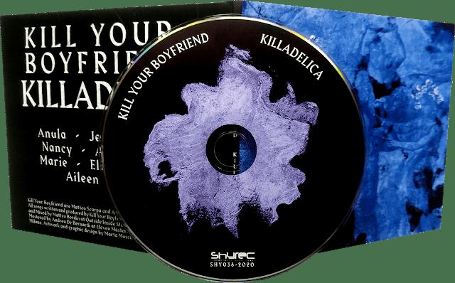[Review] Kill Your Boyfriend - Killadelica